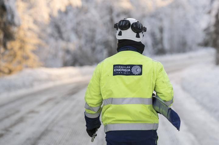 Sähkökatkot Suomessa