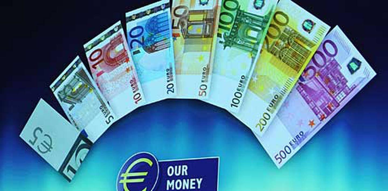 Uudet Eurosetelit