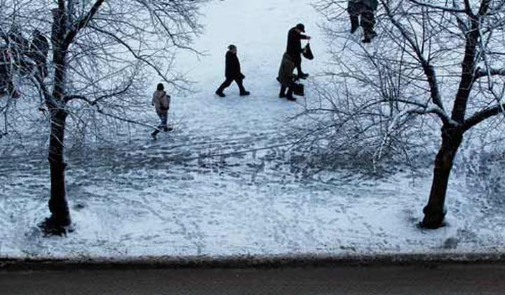 Uusi Lumi On Vanhan Surma Fingerpori