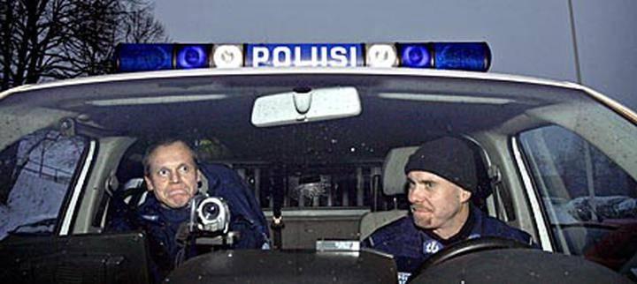 Poliisin Siviiliautot Lista