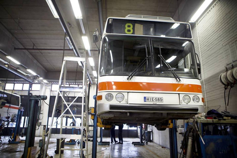 Lahden Bussit