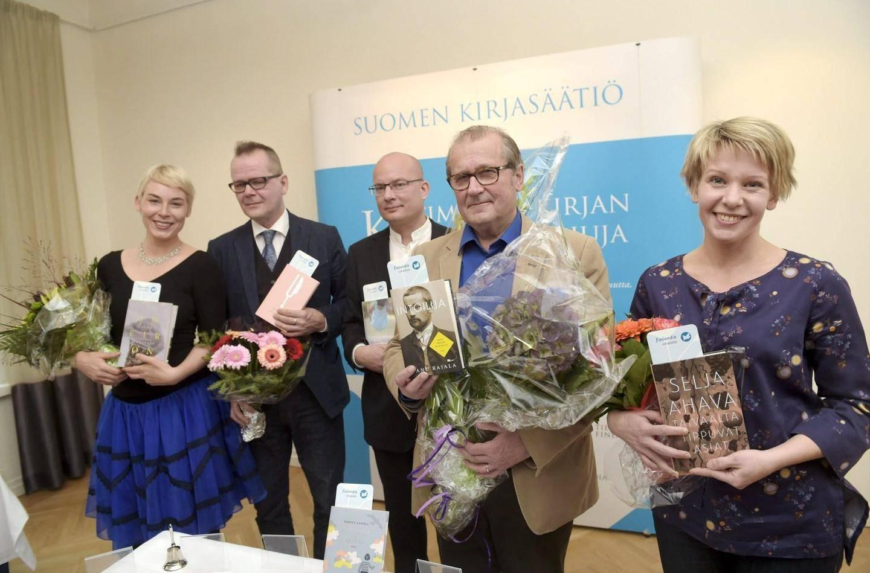 Kirjallisuuden Finlandia