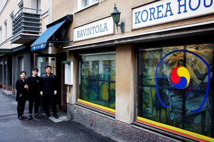 Ravintolat Kruununhaka