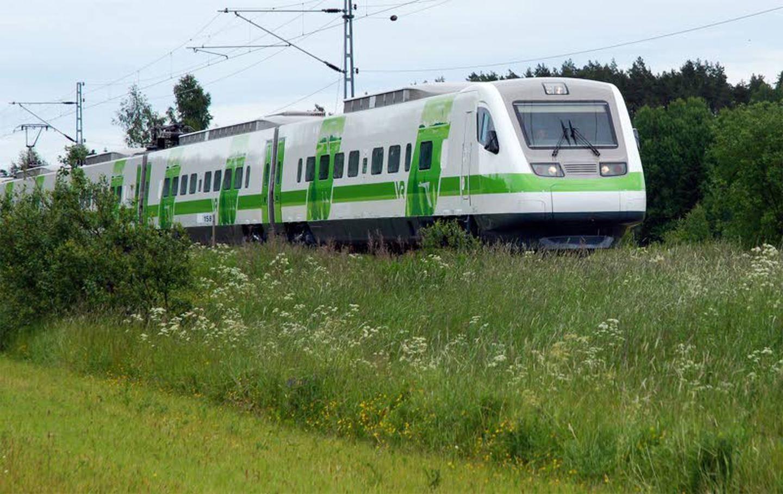 Tampere Lähtevät Junat Raide