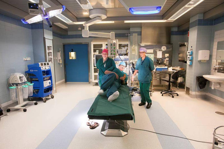 Anestesialääkäri