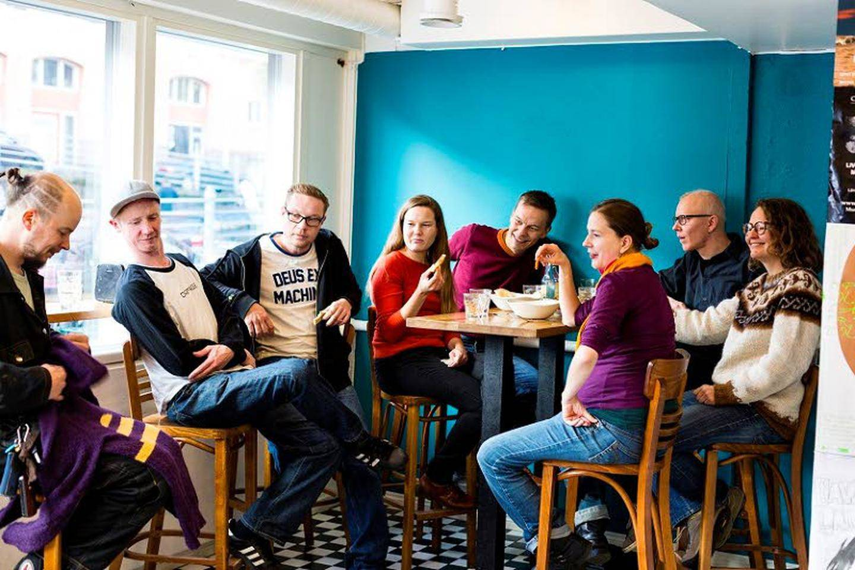 Ravintolapäivä Helsinki 2021