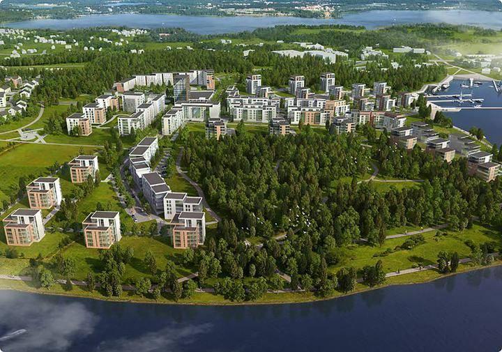 Tampere Niemenranta Asemakaava