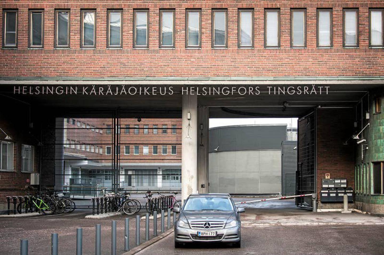 Oikeustalo Helsinki