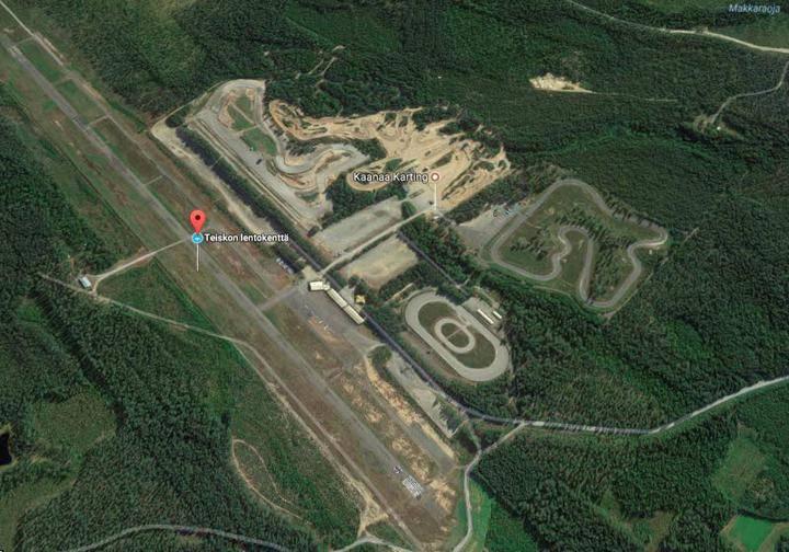 Teiskon Lentokenttä