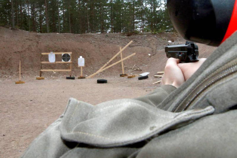 Ampumarata Uusimaa