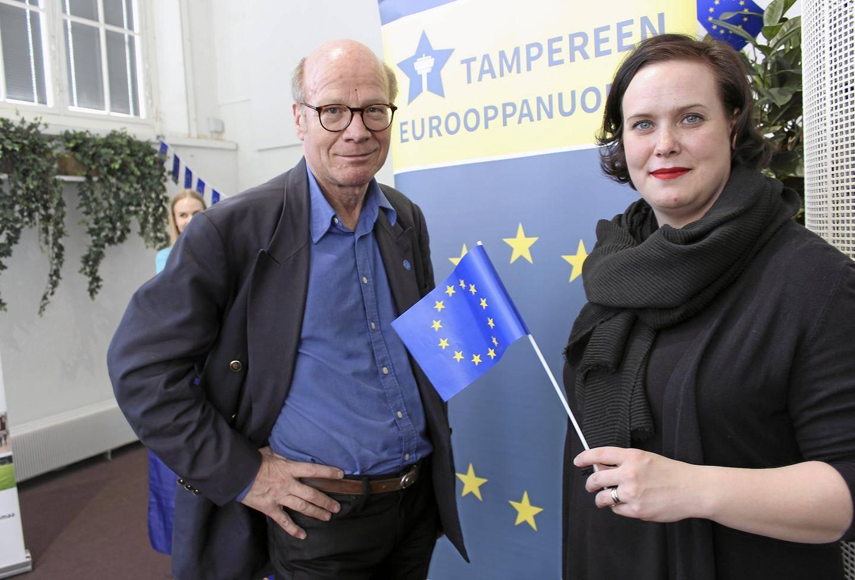 Eurovaali Tulokset