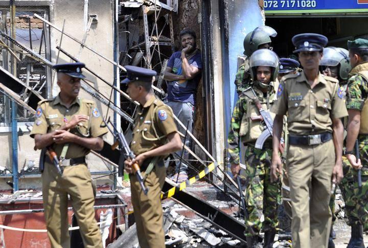 Sri Lanka Uskonto