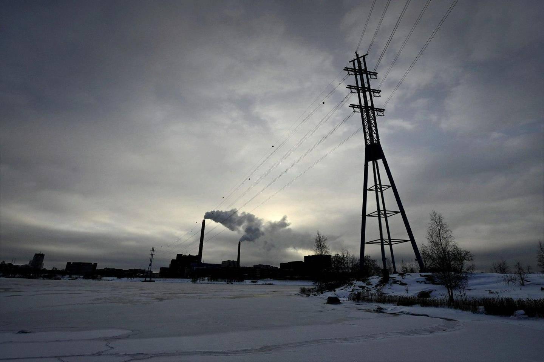 Suomen Sähkönkulutus