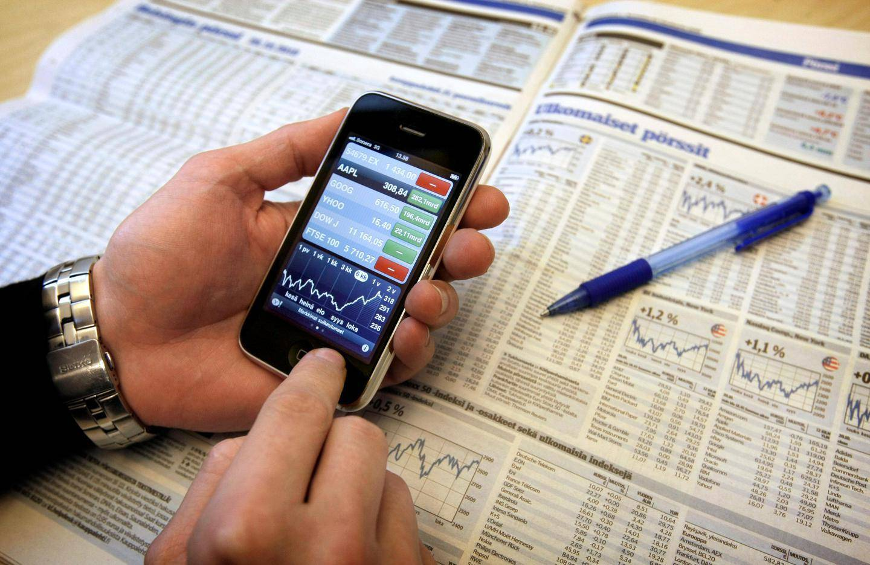 Pörssiosakkeet