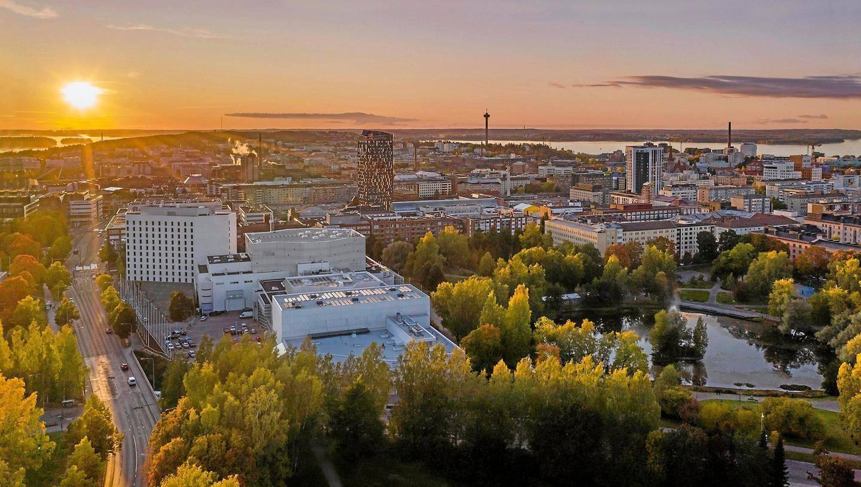 Tampere Pysäköinti