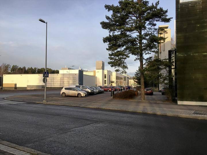 Ilmaiset Pysäköintipaikat Helsinki