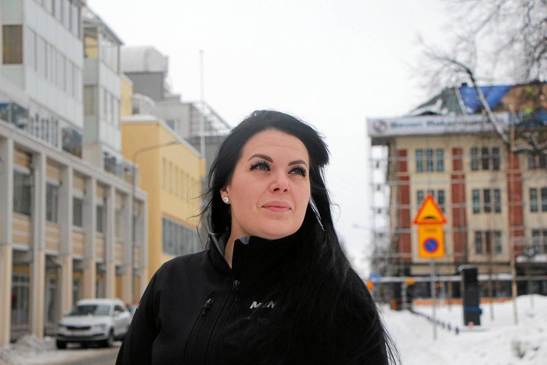 Mistä löytää nainen Kokkola Suomi