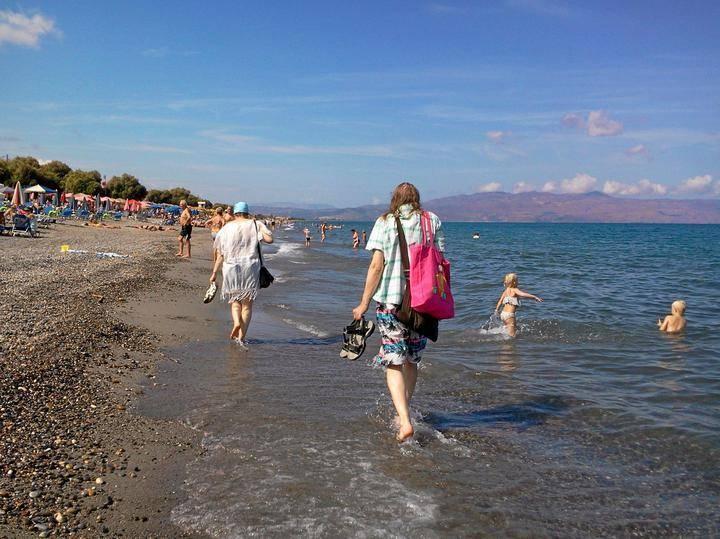 Kreikkaan Matkustaminen
