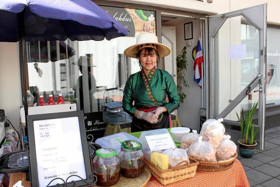 thaihieronta hyvinkää