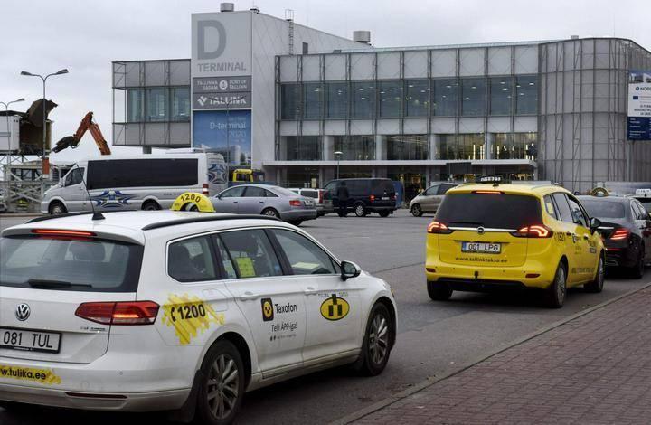 Matkustaminen Viroon