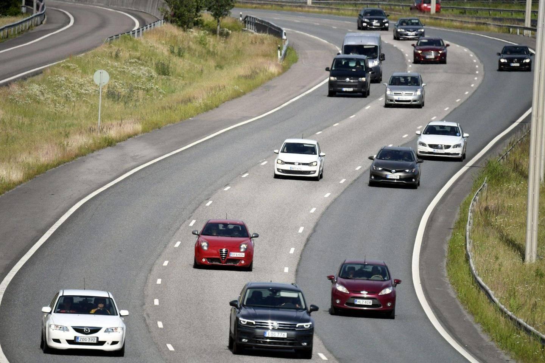 Törkeä Liikenteen Vaarantaminen