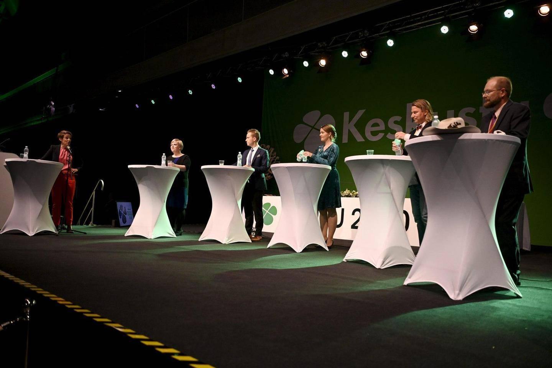 Keskusta Uusimaa Ehdokkaat 2021