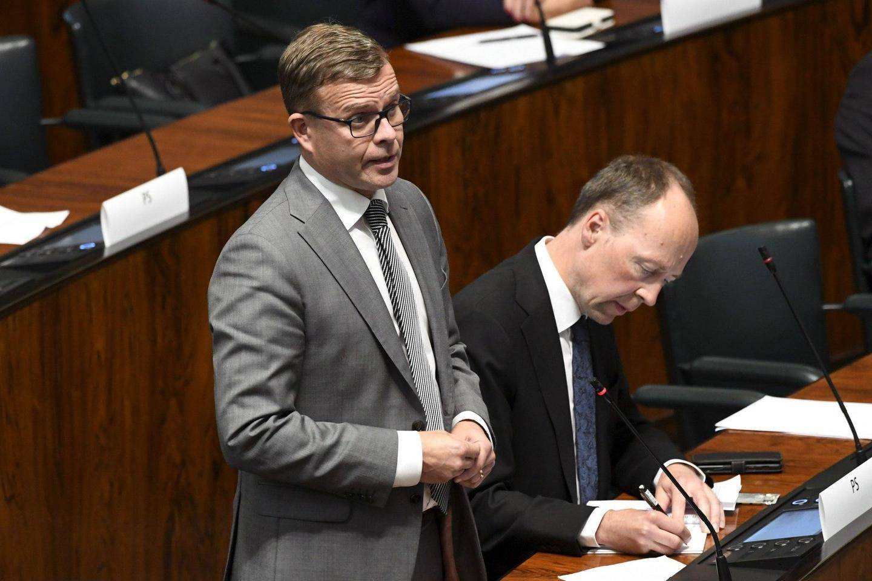 Suomen Oikeistopuolueet
