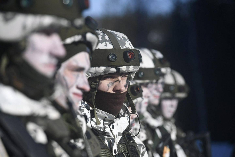 Sotaharjoitus 2021