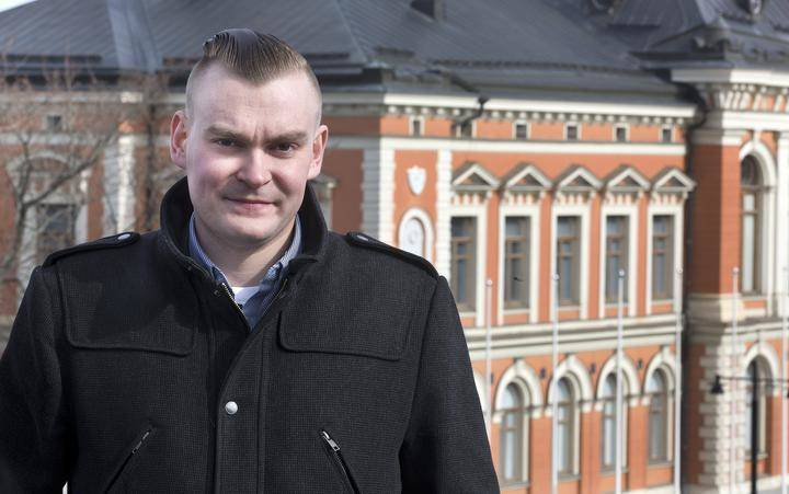 Perussuomalaiset Nuoret Mukaan Nuorten Vapaa Pohjola Ryhmään - Perussuomalaiset Nuoret