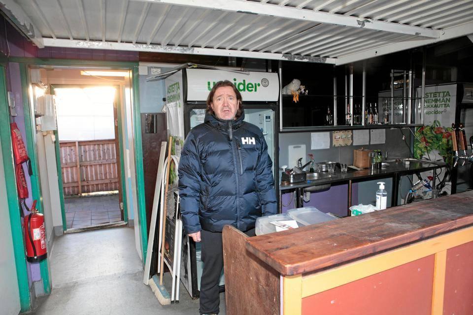 Porvoolainen rantaravintola sai viranomaisilta pitkän korjauslistan  Yrittäjä...