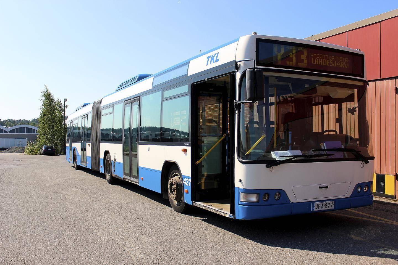 Bussit Tampere