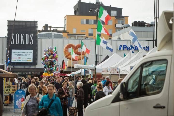 Kuopion Markkinat