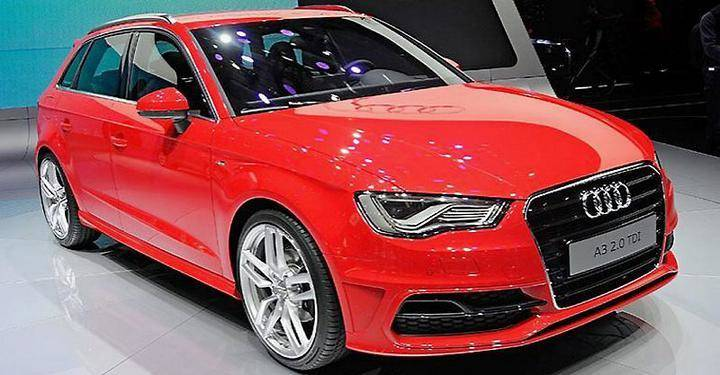 Uusi Audi A3