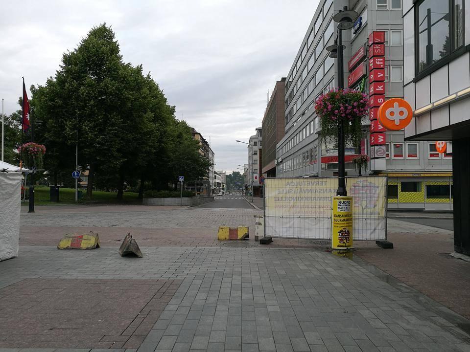 Kuopion Tori Tapahtumat
