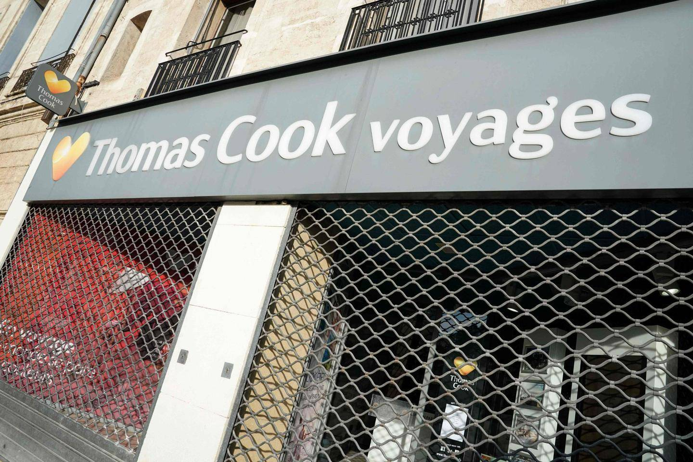 Thomas Cook Konkurssi