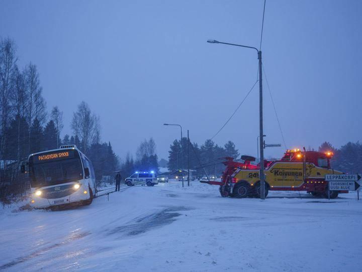 Suomen Kylmyysennätys