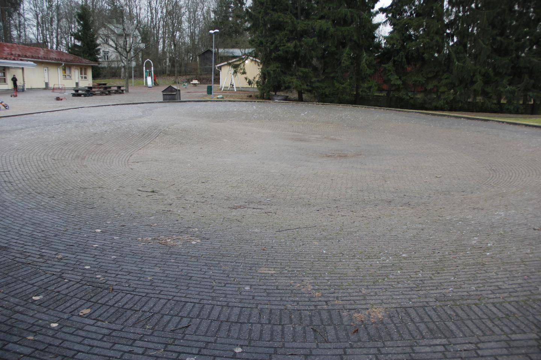 Leikkipuisto Traktori