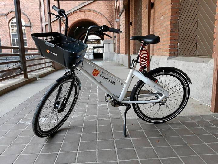 Kaupunkipyörä Vantaa