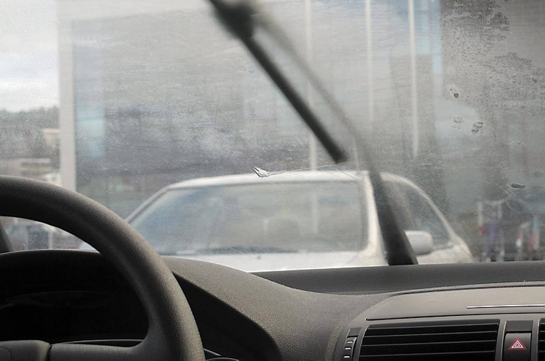 Auton Ikkunat Huurtuu