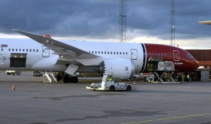 Lentoyhtiö Norwegian