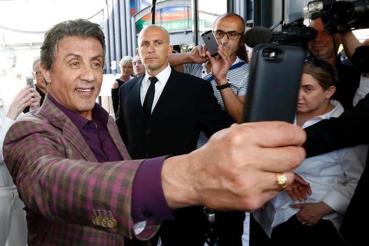 Sylvester Stallone Lapset