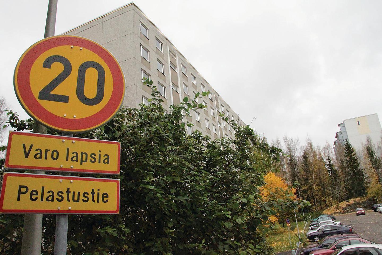 Tampereen Asuinalueet