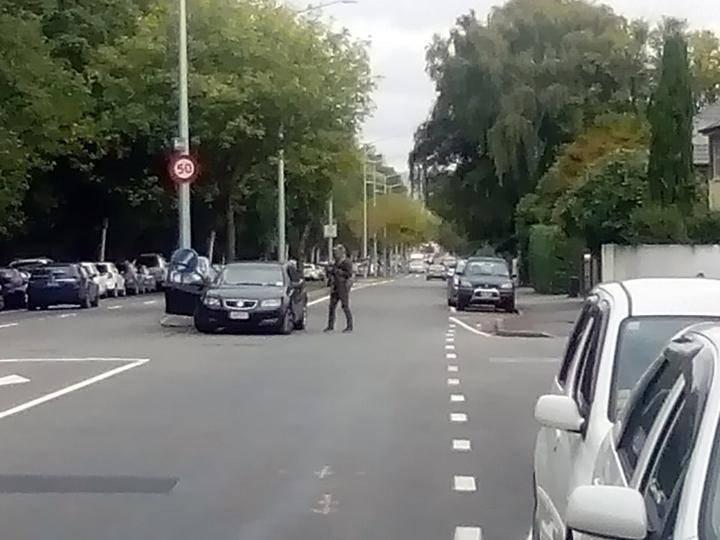 Uuden Seelannin Ampuminen Video