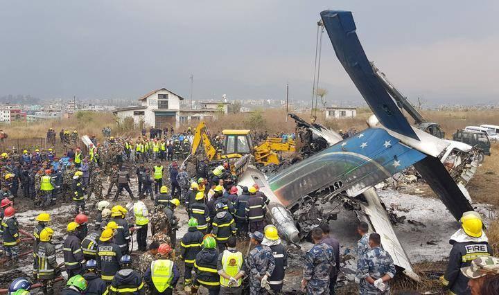 Lento-Onnettomuudet