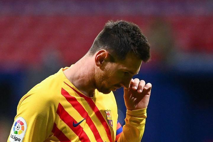 Messi Palkka