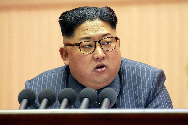 Pohjois Korean Presidentti