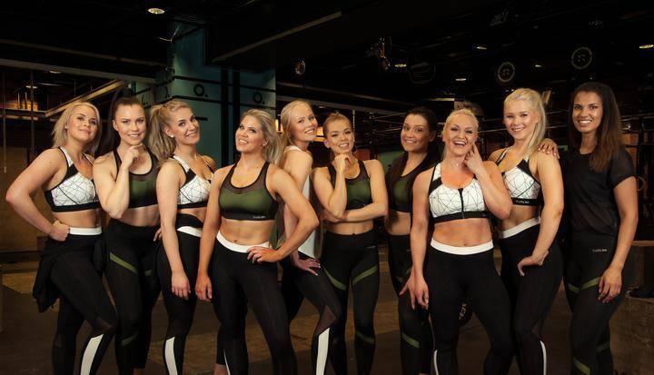 Fitnessmalli 2021