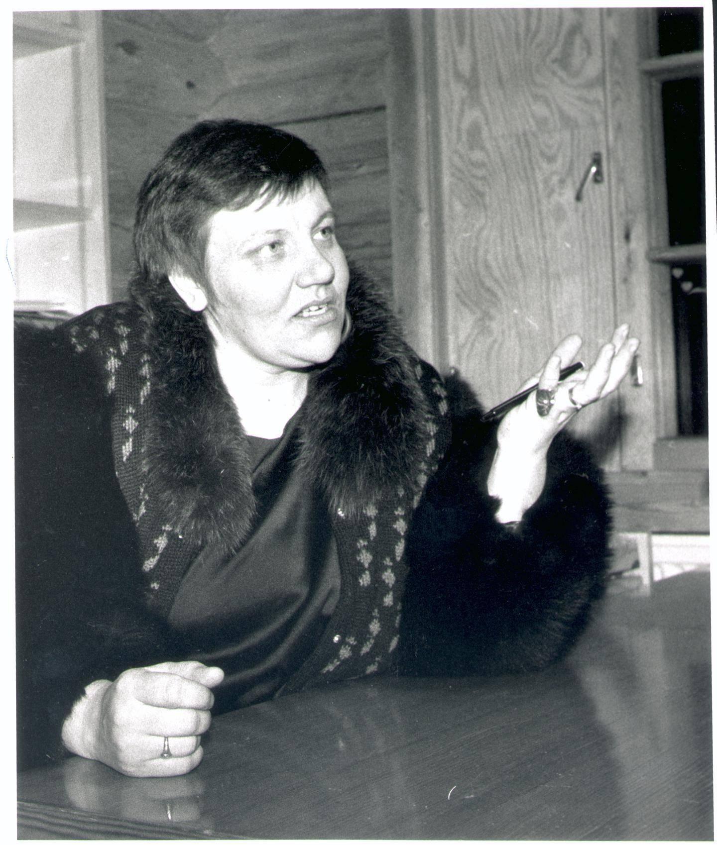 Lilja Kinnunen-Riipinen