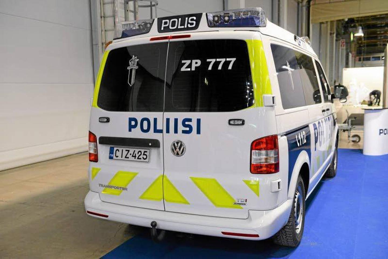 Poliisin Moottoripyörät