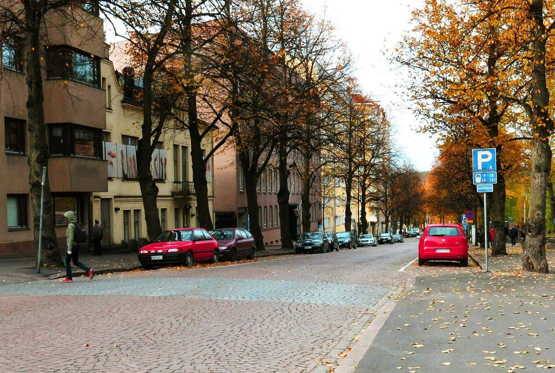 Asukaspysäköinti Lahti